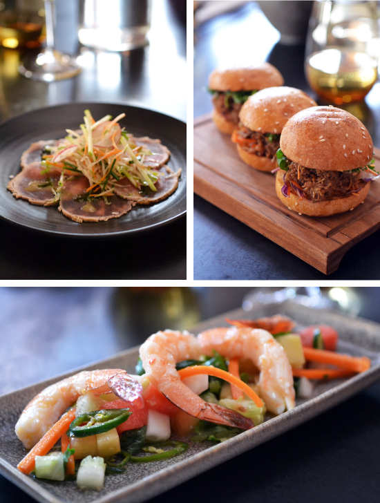 Tuna Titaki, Pulled Pork Sliders & Killer Prawn Cocktail!