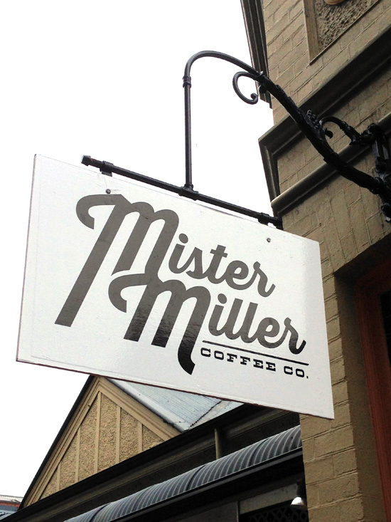 A new era for this Geelong institution! Fresh, new signage pays homage to local philanthropist and benfactor, Mr Alexander Miller.